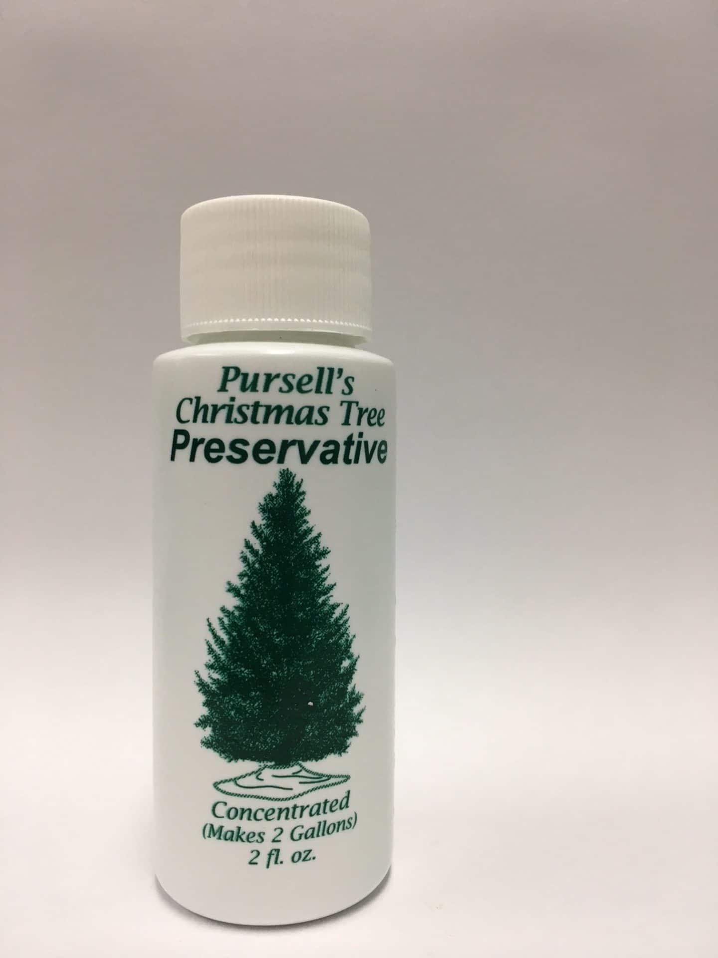 Christmas Tree Preservative.Christmas Tree Preservative Small