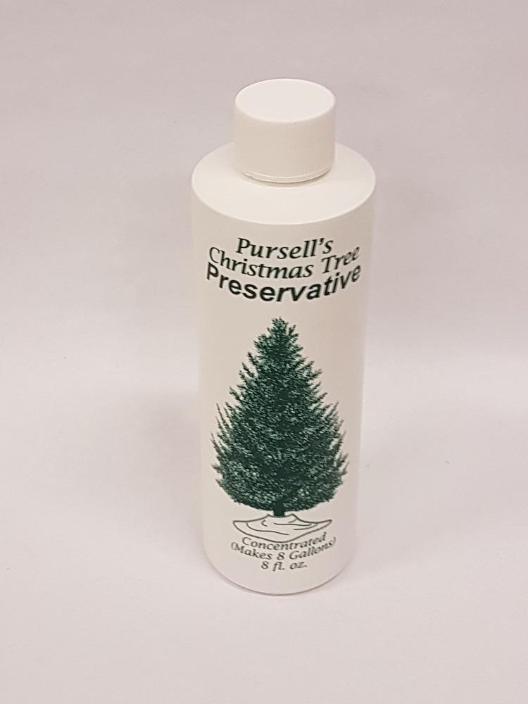 Christmas Tree Preservative.Tree Preservative Large Individual The Christmas Tree