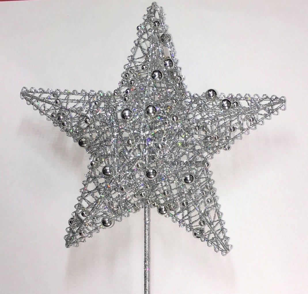 SILVER STAR 20CM
